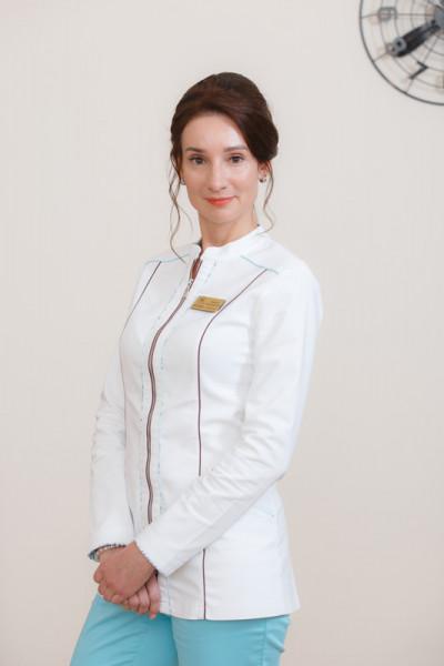 Жидкова Марина Владимировна