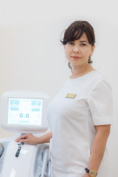 Перминова Елена Альфредовна